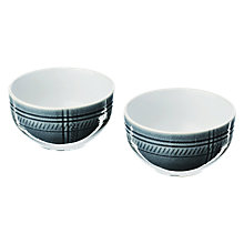 Buy Just Slate Highland Serving Bowls, Set of 2 Online at johnlewis.com