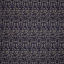 Buy John Lewis Askham Curtain, Indigo Online at johnlewis.com