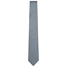 Buy Reiss Mercury Circular Print Tie Online at johnlewis.com