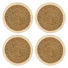Buy Gone Rural Natural Placemats, Set of 4 Online at johnlewis.com