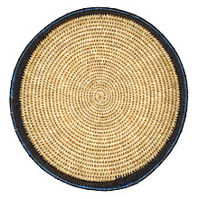 Buy Gone Rural Mexicana Tweed Weave Basket Online at johnlewis.com