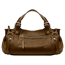 Buy Gerard Darel Le Rebelle Bag, Camel Online at johnlewis.com