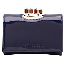 Buy Ted Baker Marli Small Leather Purse Online at johnlewis.com
