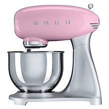 Buy Smeg SMF01 Stand Mixer Online at johnlewis.com