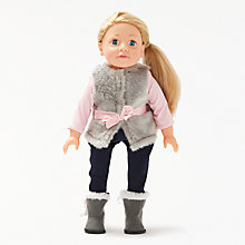 Buy John Lewis Collector's Doll Casual Outfit Online at johnlewis.com