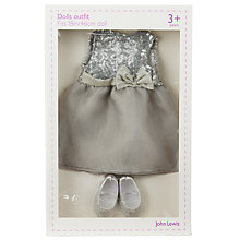Buy John Lewis Collector's Doll Party Outfit Online at johnlewis.com