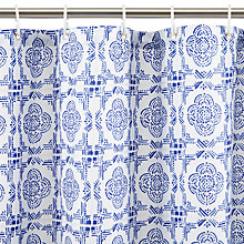 Buy John Lewis Fusion Evora Shower Curtain Online at johnlewis.com