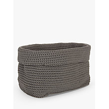 Buy House by John Lewis Ratio Storage Basket Online at johnlewis.com