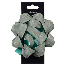 Buy John Lewis Ostravia Flitter Confetti Bow Online at johnlewis.com