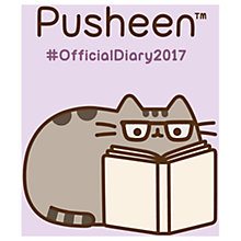Buy Pusheen 2017 A5 Diary Online at johnlewis.com