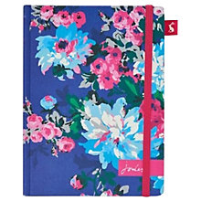 Buy Joules Floral A5 2017 Diary, Deep Blue Online at johnlewis.com