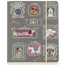 Buy Go Stationery A6 Daily Dogs Diary Online at johnlewis.com