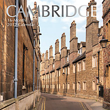 Buy BrownTrout Cambridge Wall Calendar 2017 Online at johnlewis.com