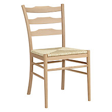 Buy John Lewis Croft Collection Lyall Ladder Back Chair Online at johnlewis.com