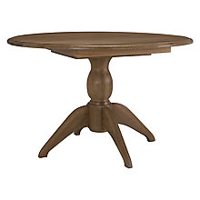 Buy John Lewis Marcelle 4-6 Seater Round Extending Dining Table Online at johnlewis.com