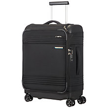 Buy Samsonite Smarttop Spinner 55cm 4-Wheel Cabin Suitcase Online at johnlewis.com