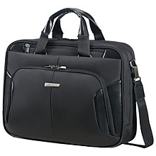 "Buy Samsonite XBR Bailhandle 2C 15"" Laptop Bag Online at johnlewis.com"