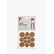 Buy Russel Cork Floor Protectors Pack of 24 Online at johnlewis.com