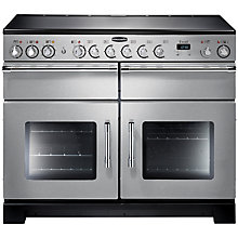 Buy Rangemaster Excel 110 Electric Ceramic Range Cooker Online at johnlewis.com