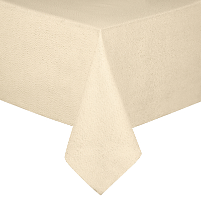 John Lewis Sparkle Tablecloth, Gold