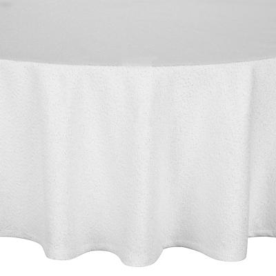 John Lewis Sparkle Round Tablecloth, Dia.180cm