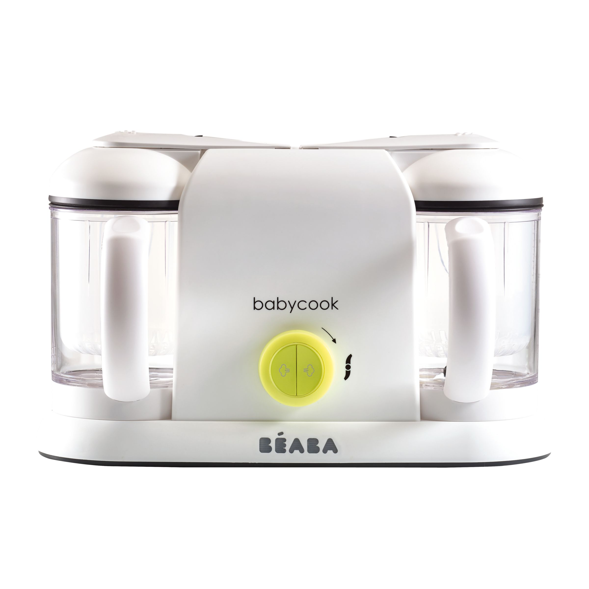 Beaba Beaba Babycook Plus Neon Food Processor, White