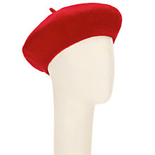 Buy John Lewis Classic Wool Mix Beret Online at johnlewis.com
