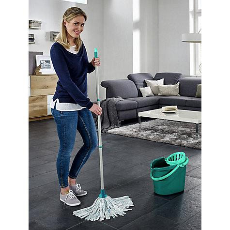 Buy Leifheit Classic Mop and Bucket Set   John Lewis
