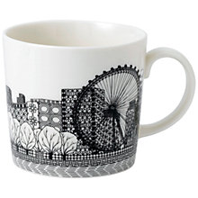 Buy Royal Doulton Charlene Mullen London Eye Mug Online at johnlewis.com