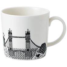 Buy Royal Doulton Charlene Mullen Tower Bridge Mug Online at johnlewis.com