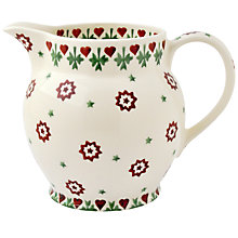 Buy Emma Bridgewater Joy Star Jug Online at johnlewis.com
