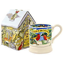 Buy Emma Bridgewater Year In The Country Scene Half Pint Mug Online at johnlewis.com