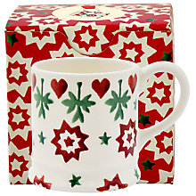 Buy Emma Bridgewater Joy Star Mug Tree Decoration Online at johnlewis.com