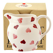 Buy Emma Bridgewater 'Pink Hearts' Jug Christmas Tree Decoration Online at johnlewis.com