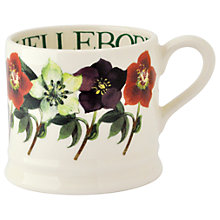 Buy Emma Bridgewater Hellebore Baby Mug Online at johnlewis.com