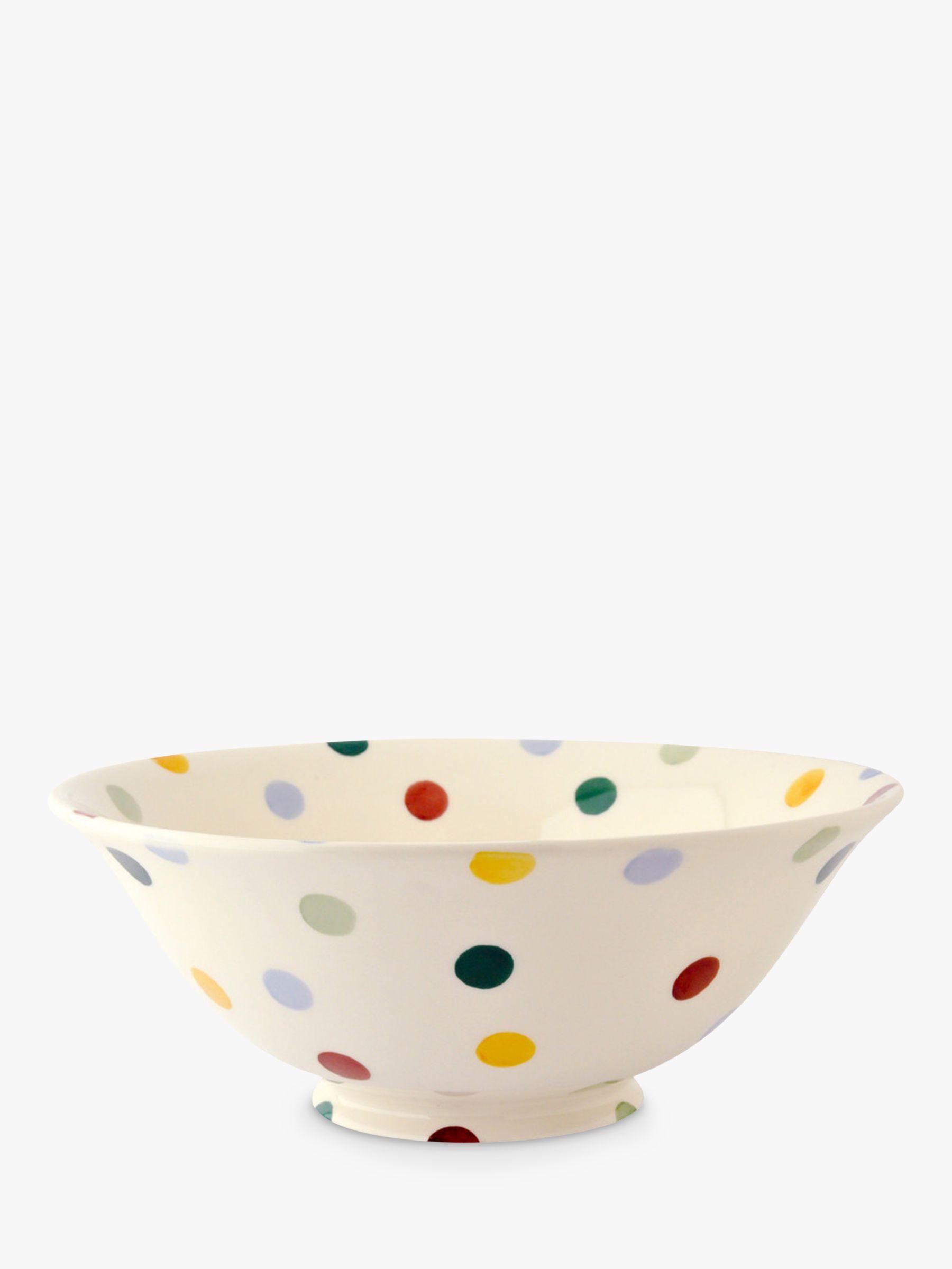 Emma Bridgewater Emma Bridgewater Polka Dot Serve Bowl, Medium