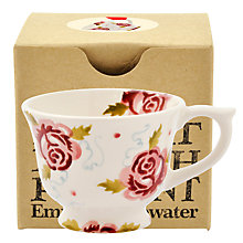 Buy Emma Bridgewater 'Rose and Bee' Teacup Christmas Tree Decoration Online at johnlewis.com