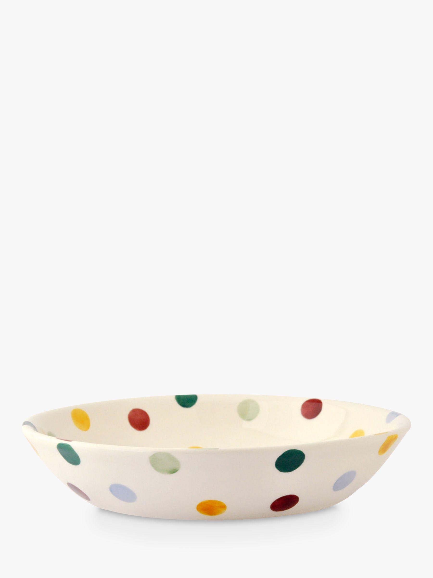Emma Bridgewater Emma Bridgewater Polka Dot Pasta Bowl, Small