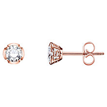 Buy Thomas Sabo Glam & Soul Zirconia Stud Earrings Online at johnlewis.com