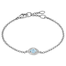 Buy Thomas Sabo Glam & Soul Light of Luna Bracelet Online at johnlewis.com