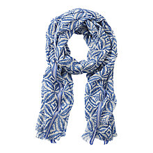Buy Betty Barclay Abstract Print Scarf Online at johnlewis.com
