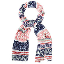 Buy White Stuff Hepworth Floral Scarf, Multi Online at johnlewis.com