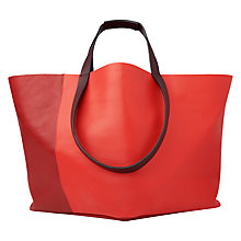 Buy Whistles Java Oversized Tote Bag Online at johnlewis.com