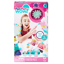 Buy Pom Pom Wow Starter Pack Online at johnlewis.com