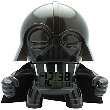 Buy Star Wars Darth Vader Alarm Clock Online at johnlewis.com