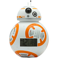 Buy BulbBotz BB-8 Alarm Clock Online at johnlewis.com