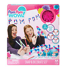 Buy Pom Pom Wow Deluxe Case Set Online at johnlewis.com
