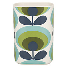 Buy Orla Kiely 70s Flower Utensil Pot Online at johnlewis.com