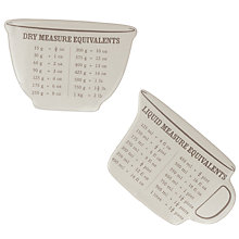 Buy Mary Berry Measure Equivalent Fridge Magnets, Set of 2 Online at johnlewis.com