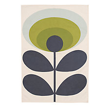 Buy Orla Kiely 70s Flower Tea Towel, Set of 2 Online at johnlewis.com